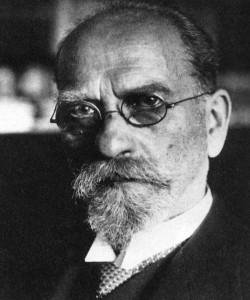 Edmund Husserl (1859–1938)